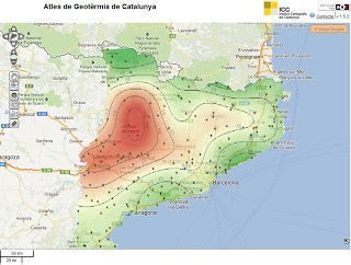 atlas de energía geotérmica