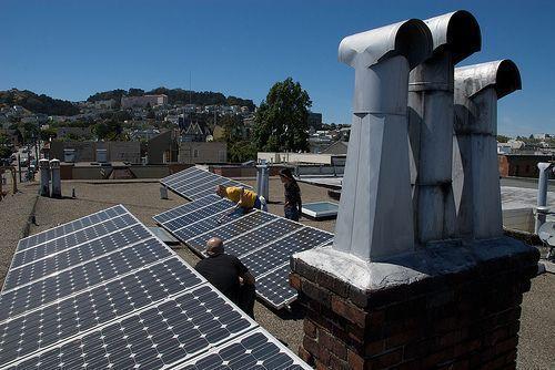 eficiencia energética - autoconsumo solar