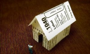 Casas con aislamiento eficiente