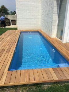 proyectos de energía renovable piscina