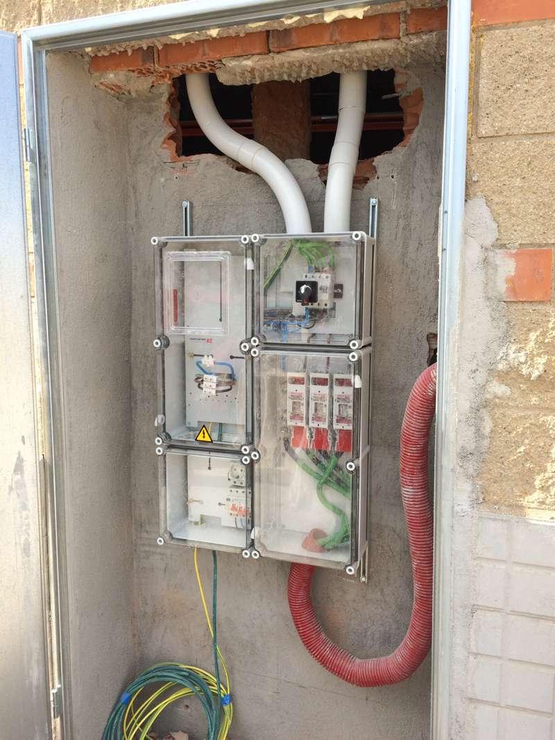Gestiones y Trámites con la compañía eléctrica