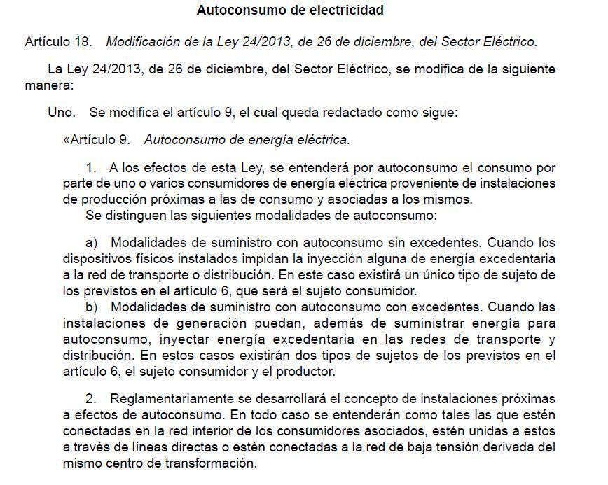 Real Decreto Ley 15_2018 Impuesto al SOL