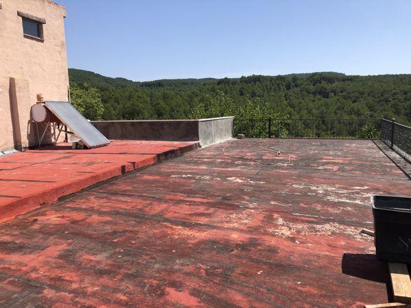 solar termica masia